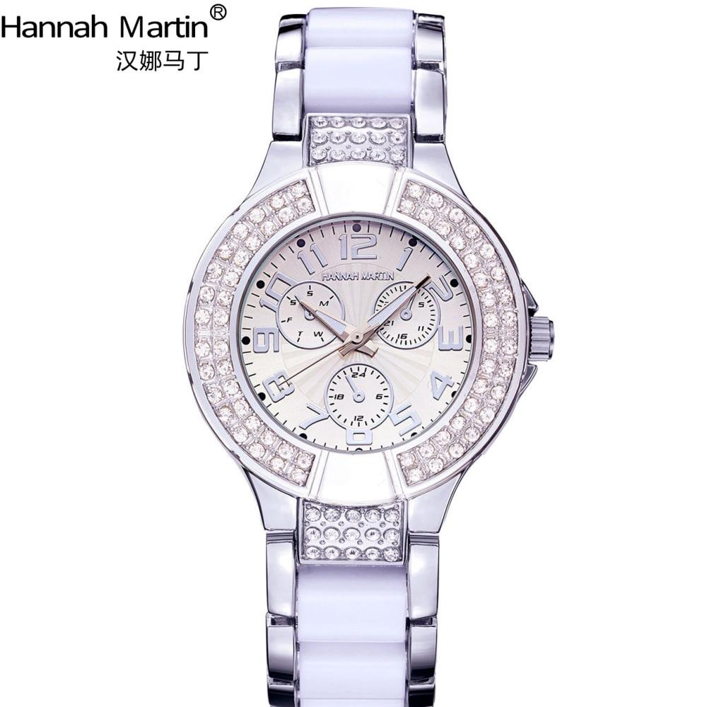 HANNAH MARTIN Μάρκα Πολυτελή Κρύσταλλα - Γυναικεία ρολόγια - Φωτογραφία 2