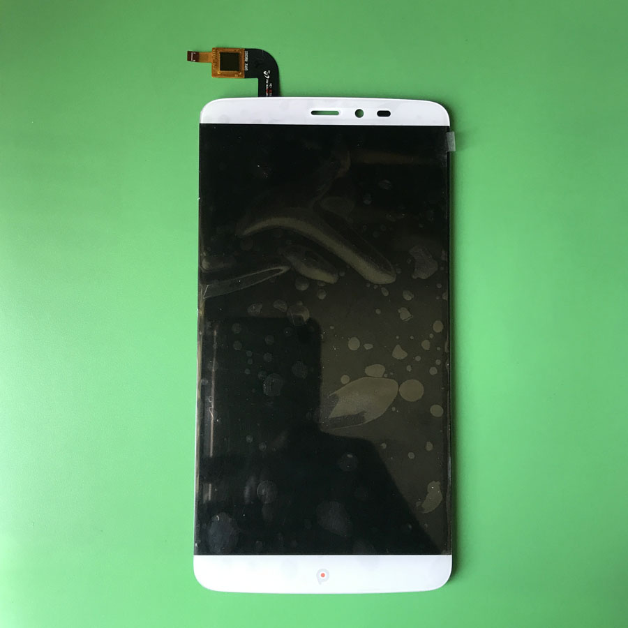 100% Tested 2560*1440 2K LCD For PPTV King 7 PP6000 Display Screen+Touch Panel Glass Lens Digitizer Assembly + Tracking Number