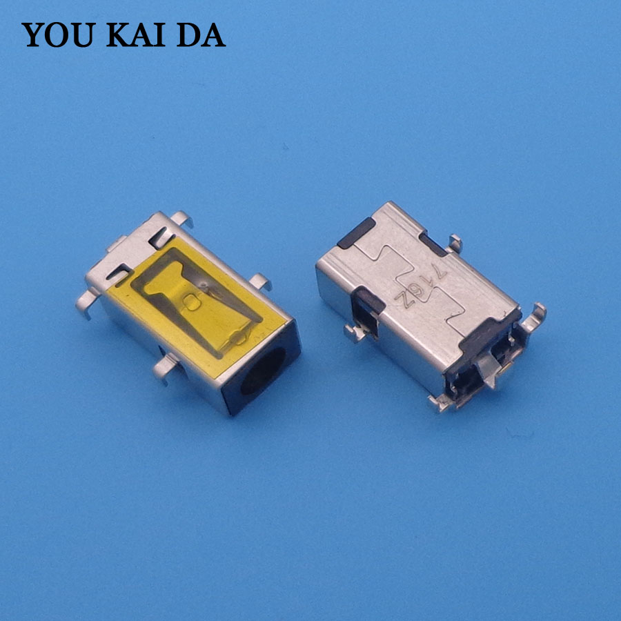 1 шт. новый разъем питания постоянного тока для зарядного устройства Разъем для Lenovo Ideapad 100-14IBD 100-15IBD