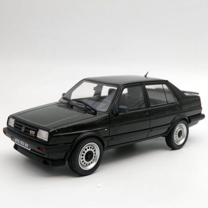 1:18 Масштаб Jetta GTX 16 В Модель Смола автомобиля модели игрушки литья под давлением красный/белый/черный/lightgold