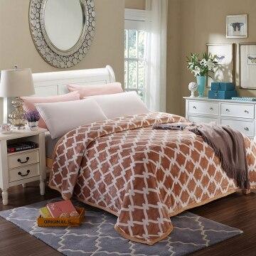 chenille bedspreads cloud mink art embossing blanket 150*200cm 180*200cm 200*230cm twin full queen size soft bedding blankets
