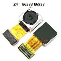 XIANHUAN Original Rear Main Camera For Sony Z4 E6533 E6553 Big Camera Flex Cable Back Camera
