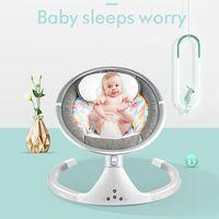 Многофункциональный детская колыбель кресло LazyComfort стул новорожденного Электрический Детские Babies Sleeper качалками детское кресло качалка