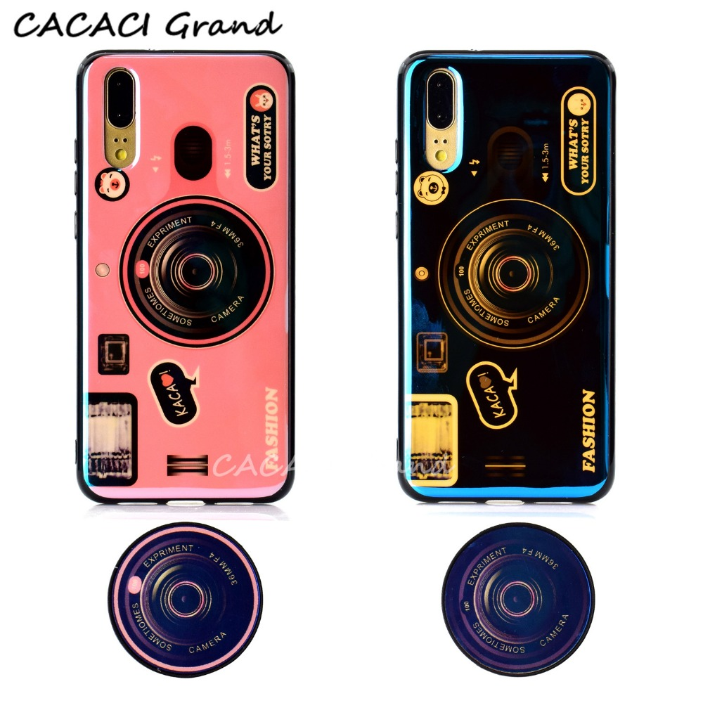 For Huawei mate 20 pro case cover Retro Camera Silicone Soft TPU Cover For Huawei mate 20 10 lite 20x Mate 8 9 Pro phone Case