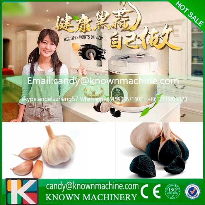 homeuse fermented black garlic machine