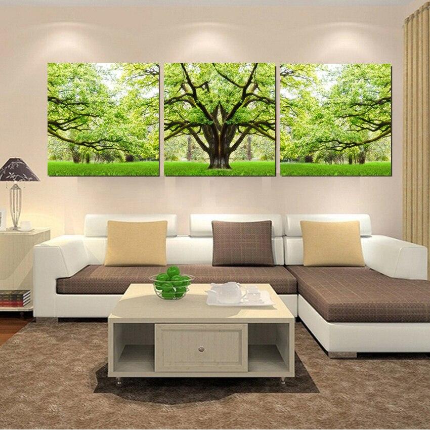 3 piece canvas wall pop art panels cheap modern paintings for Lienzos decorativos modernos