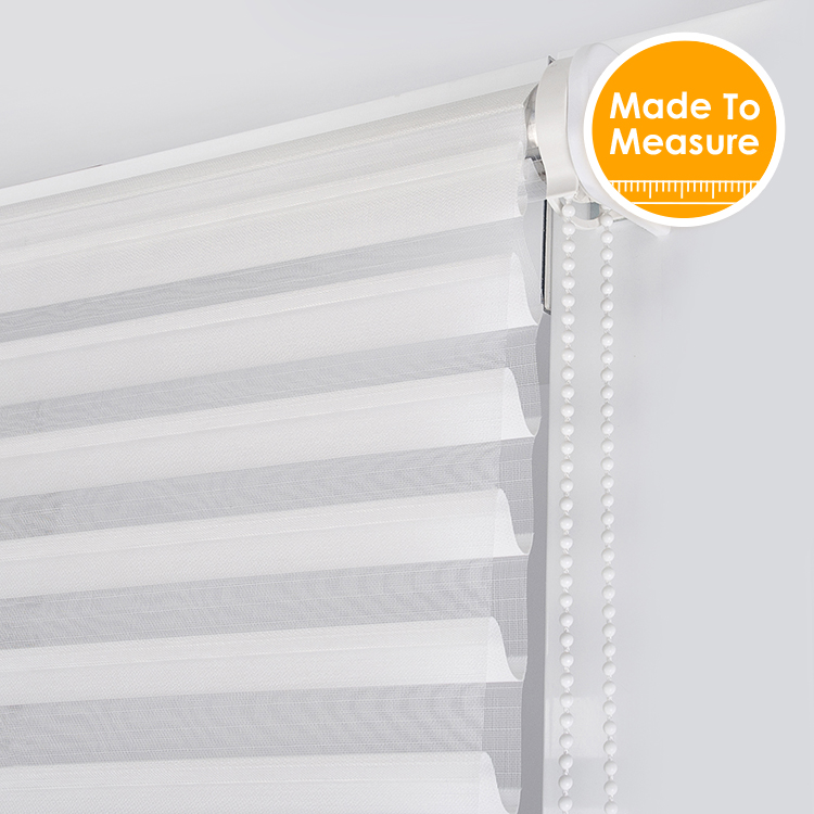 38mm system Hot Shangri la roller shading blinds with High Quality for big windows Nordic Style