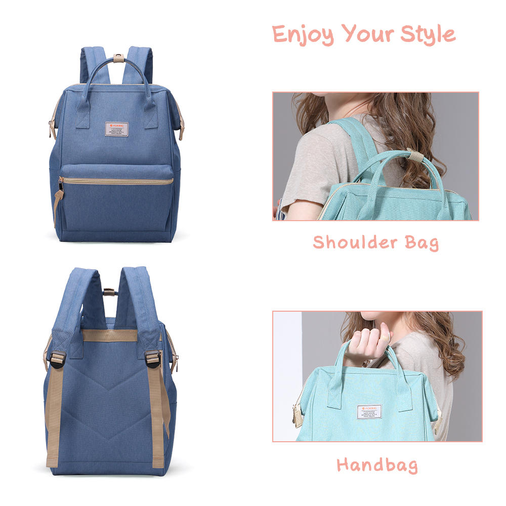 laptop nylon mochila verão com Main Material : Nylon