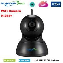 NuMenWorld Home Camera HD 720P Wireless IP Camera Wifi Night Vision Camera IP Network Camera CCTV WIFI P2P Two Way Audio H.264+