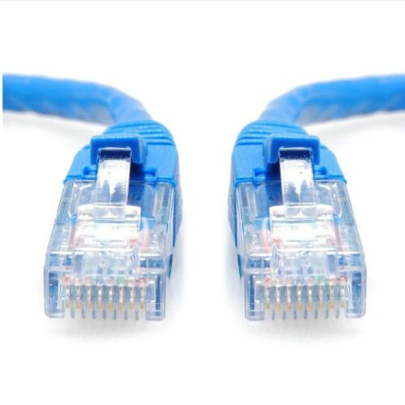 #9720 2017 HYT Flat Ethernet Cable CAT 5 Cat5e RJ45 Network Ethernet Patch Cord Cat5e Cat5 RJ 45 Internet Network LAN Cable