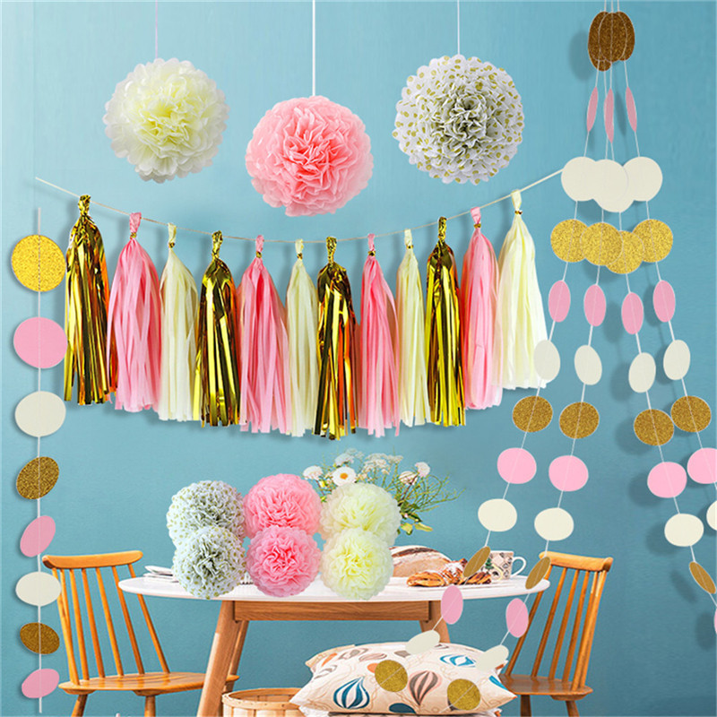 Popular Wall Hanging Paper Flowers Buy Cheap Wall Hanging Paper     AliExpress com paper flower project