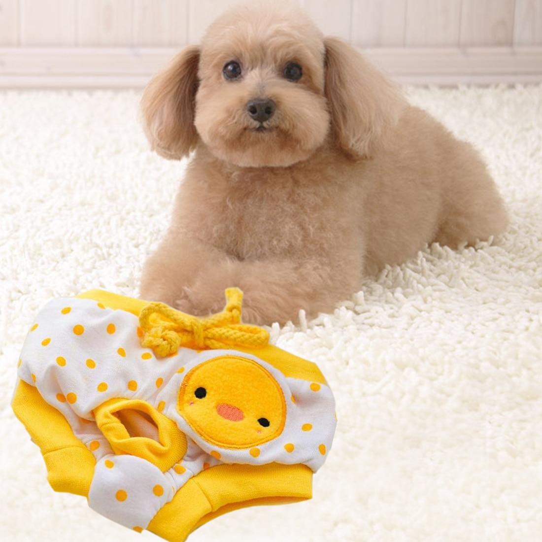 Big Sale Panty Pant Diaper Pet Underwear Pet Dog Puppy Diaper Pants Physiological Sanitary Short Panty Nappy Underwear