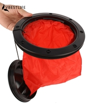 6 inch Top Quality Kayak Boat Marine Cover Deck Plate with Storage Bag Kit for Kayak Boat Accessories Marine 6″ Inner Diameter