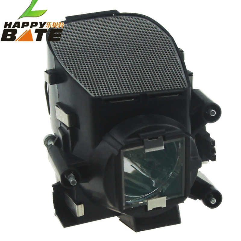 Compatible Replacement Projector Lamp with Housing 400-0402-00 for PROJECTION DESIGN F2F2 SX+ F20 F20 SX+ Cineo 20 happybate 400 0402 00 projector lamp with housing for projection design f2f2 sx f20 f20 sx cineo 20