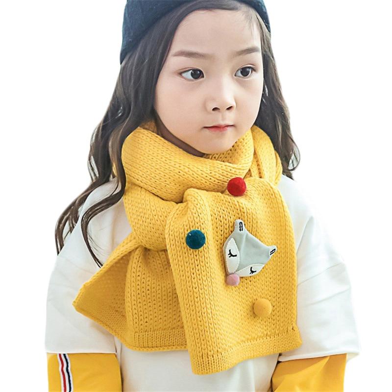 Kids Boys /& Girls Fashion Winter Infinity Scarf Star Warm Neck Warmer 2-7Y