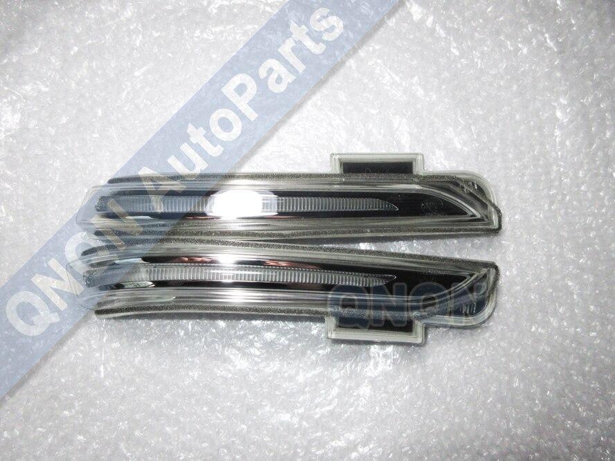 QNQN LED RearView Light Side Mirror Turn Signal Light for Hyundai IX25 87614-C9000 Указатель поворота