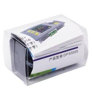 Image 5 - Dps5005 display lcd digital, tensão constante, controle atual, programável, módulo de fonte de alimentação, amperímetro, voltímetro, 21% de desconto
