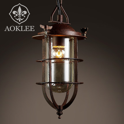 american country lighting vintage pendant light loft edison light fixtures industrial style cage pendant lighting lampe decoin pendant lights from lights