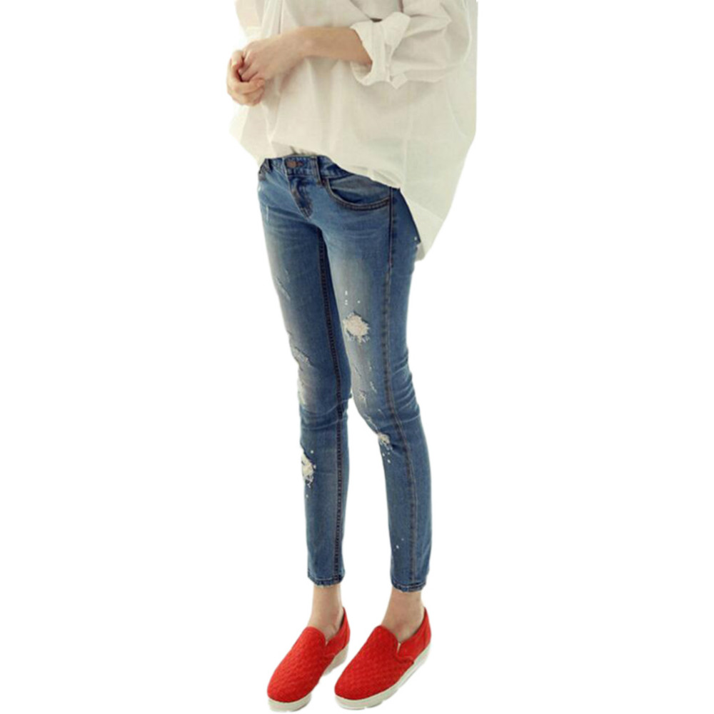 Jeans stretch femme grande taille