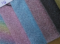 PVC Glitter Phone Cover Leather Material