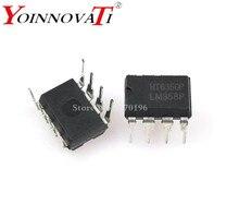 100pcs LM358 LM358N LM358P DIP8 circuitos integrados