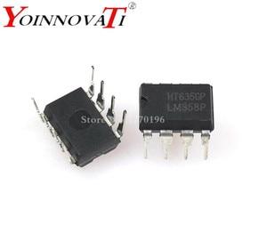 Image 1 - 100pcs LM358 LM358N LM358P DIP8 integrated circuits