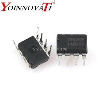 Circuitos integrados LM358 LM358N LM358P DIP8, 100 Uds.