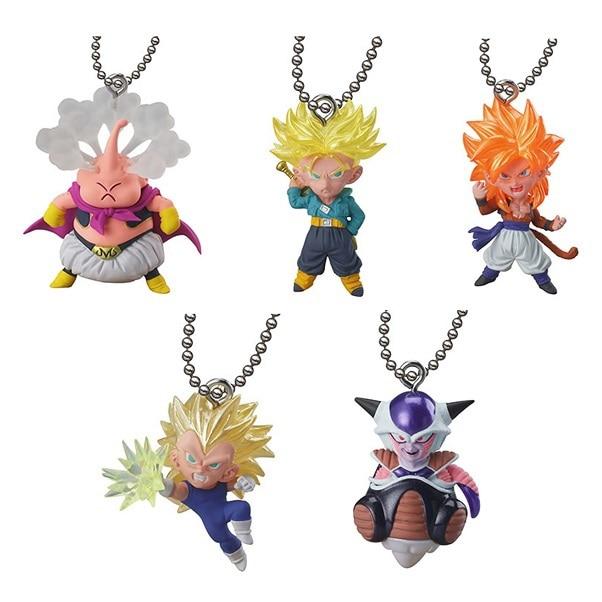 DRAGONBALL Dragon Ball Z/GT Original BANDAI Phone/Key Chain Gashapon Toy Figure UDM Best 09 - Set DRAGON BALL Store store