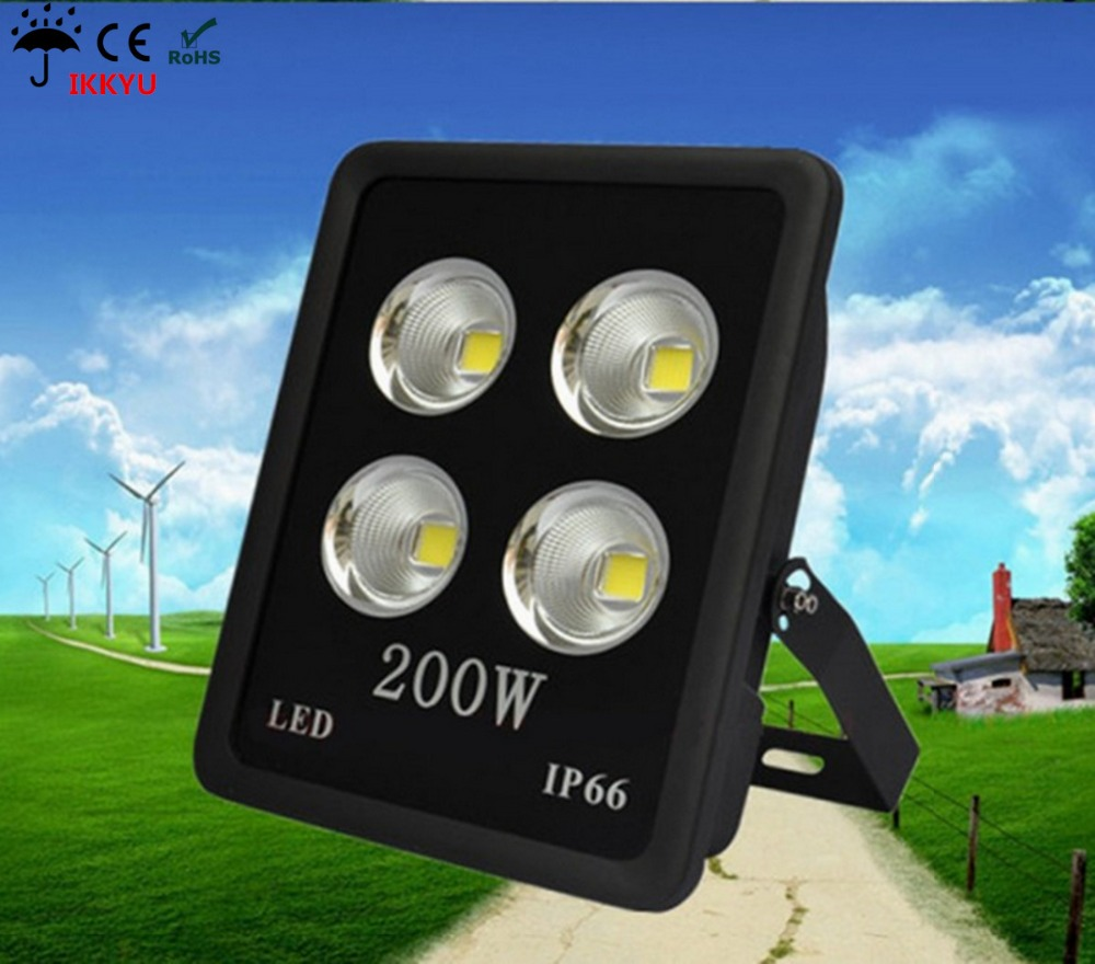 High Power 200w Led Floodlights Projection Lamp Plaza
