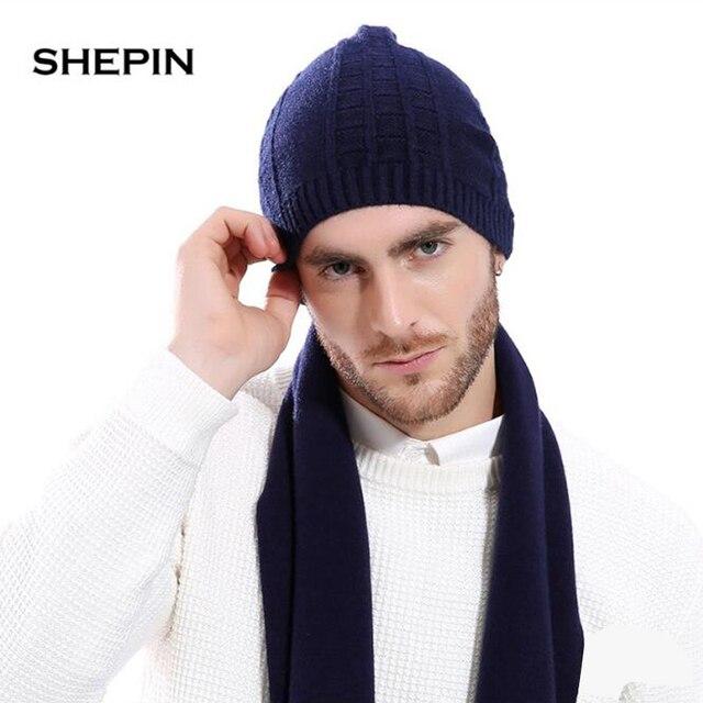 Brand Beanies Knit Fleece Men's Winter Hats Skullies Bonnet Winter Hats For Men Women Beanie Warm Sotf Knitted Hats