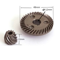 Spiral Bevel Gear Replacement For MAKITA 227541 3 227542 1 227471 8 227506 5 227464 5