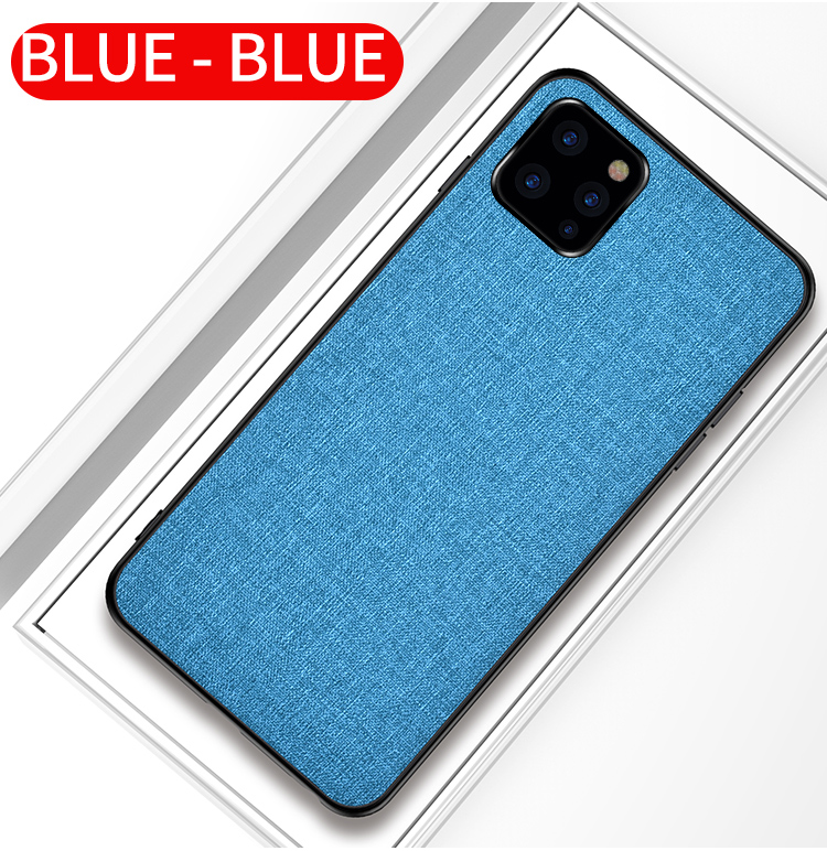 Joliwow Fabric Case for iPhone 11/11 Pro/11 Pro Max 58