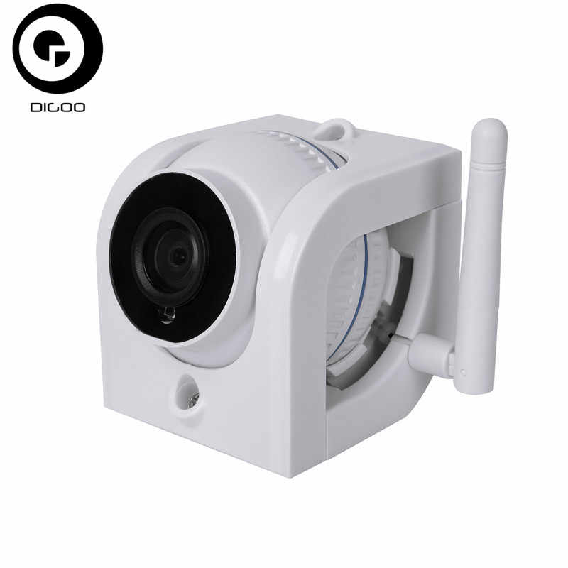 DIGOO DG-W02f W02f Cloud Storage 3.6mm Lens 720P Waterproof WIFI Security IP Camera  Motion Detection Alarm Onvif Monitor