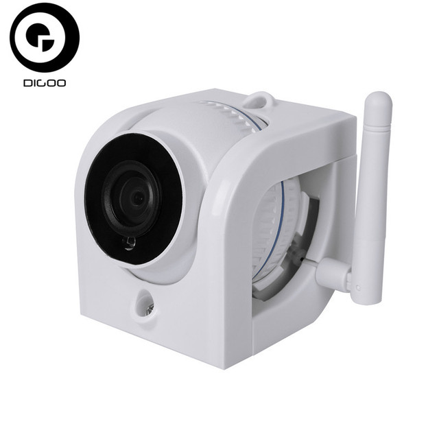 US $24 09 20% OFF|DIGOO DG W02f W02f Cloud Storage 3 6mm Lens 720P  Waterproof WIFI Security IP Camera Motion Detection Alarm Onvif Monitor-in
