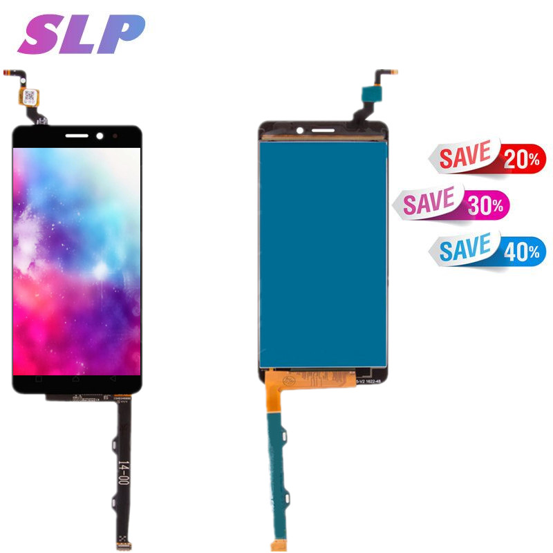 Skylarpu 5.5 inch Complete LCD for Lenovo K6 (K33a48), K6 Power (K33a42) Cell Phone Full LCD display with Touch panel