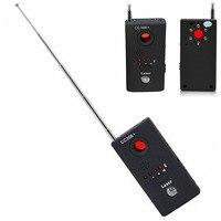Yeni Kablosuz Radyo Dalgası Sinyal RF Kamera GSM Cihaz Ses Bug bulucu GPS Sinyal Lazer Lens RF Tracker Anti-Spy Dedektörü GDeals