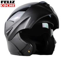Safe Flip Up Motorcycle Helmet With Inner Sun Visor Everybody Affordable SIZE M LXL XXLTransparent lens A2347