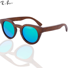 RTBOFY 2017 Rays Diseñador gafas de Sol de Madera de Madera Unisex Hombres Gafas UV400 Gafas de Sol Para Mujer gafas de sol hombre. ZB05