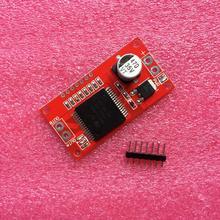 5pcs/lot 30A Mini VNH2SP30 Stepper Motor Driver Monster Moto Shield module For Arduino