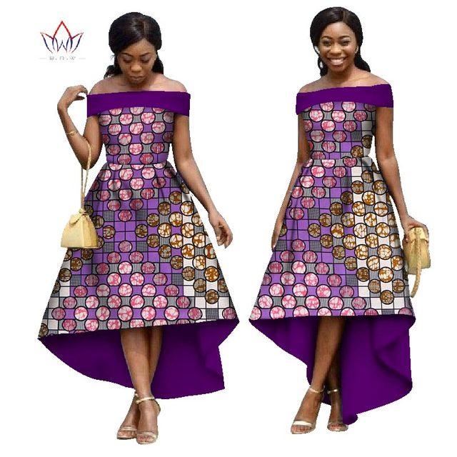 214f39f7d9b8 2018 Summer Factory african work dresses for women new Design dashiki bazin  riche cotton casual dress plus size regular WY1151