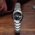 Wlisth luminoso fecha reloj mujeres 2017 reloj damas relojes de pulsera niñas marca de lujo de reloj de cuarzo relogio feminino montre femme