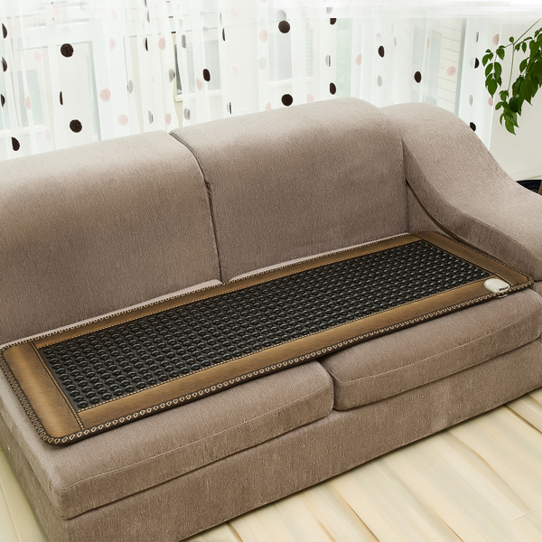 Health care heating jade cushion Natural tourmaline mat physical therapy mat heated jade mattress  50cmX150cm