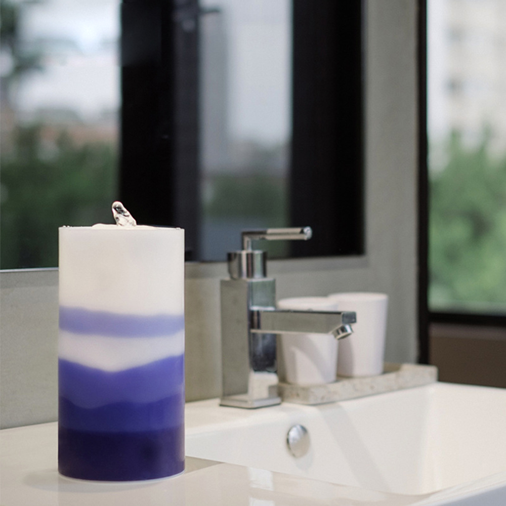 Gentil Aroma Essential Oil Diffuser Fountain Candle Light Timing Aromatherapy  Humidifier Desktop Decor For Home Office Decoration In Humidifiers From  Home ...