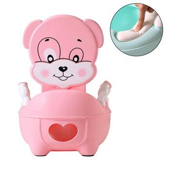 Portable Baby Potty Multifunction Baby Toilet Car Potty Child Pot Training Girls Boy Potty Kids Chair Toilet Seat Children's Pot 9