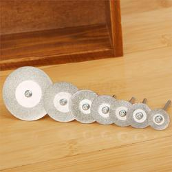1 8 10pcs set diamond saw cutting rotary tool wheel blades set shank for dremel rotary.jpg 250x250
