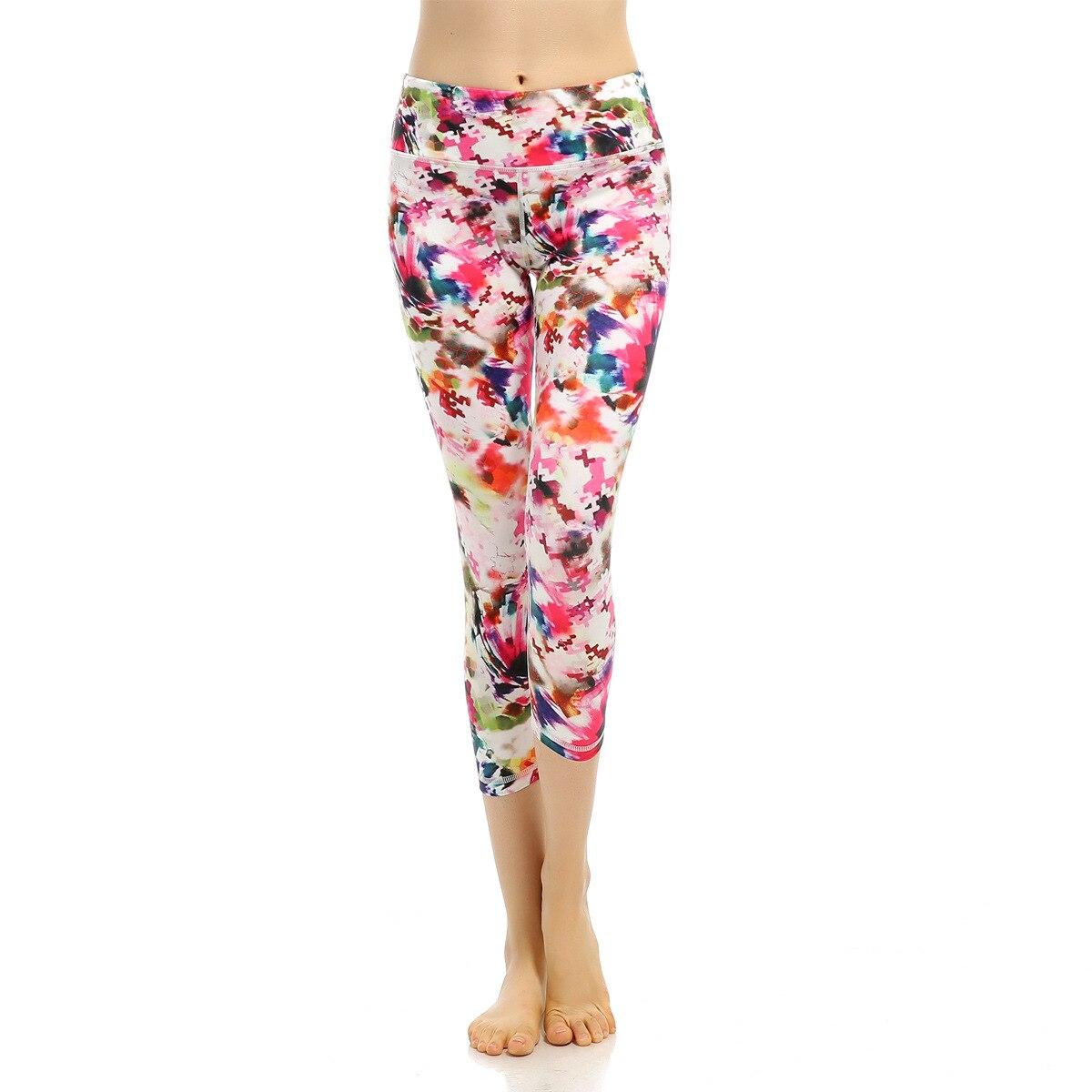 font b Women b font Yoga Leggings Elastic Comfortable Surper stretch Sport slimming Legging Workout