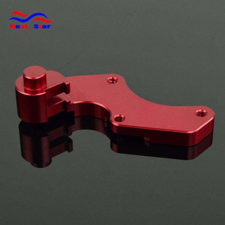 G/&S Aluminum Chain Guide Guard Black HONDA CR125R CR250R CRF250R CRF250X CRF450R