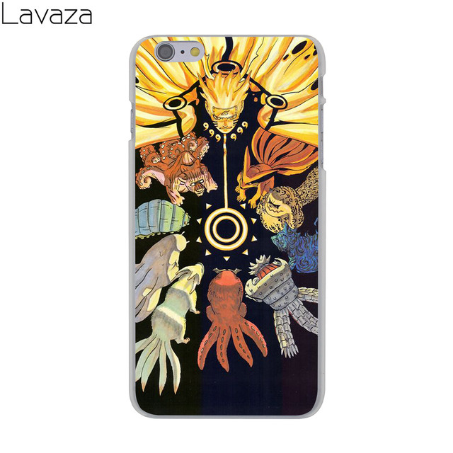 Naruto Hard Cover Case for Apple iPhones