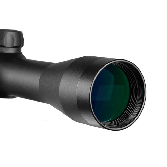 Fire Wolf 3-9X32 Green Glass Rifle Scope Outdoor Reticle Sight Optics Sniper Deer Tactical Best Telescope Riflescope Hunting 4