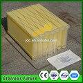 Apicultura Equipamentos Adequados Para A Colméia Langstroth Fluxo 4 PCS Quadro de Fluxo De Mel Plástico
